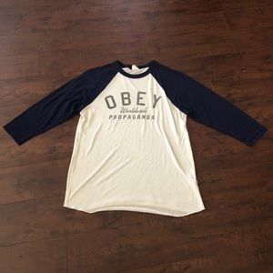 ⭐️ OBEY Jersey Tee ⭐️